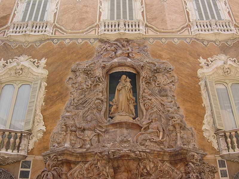 Palacio del Marques de dos aguas1