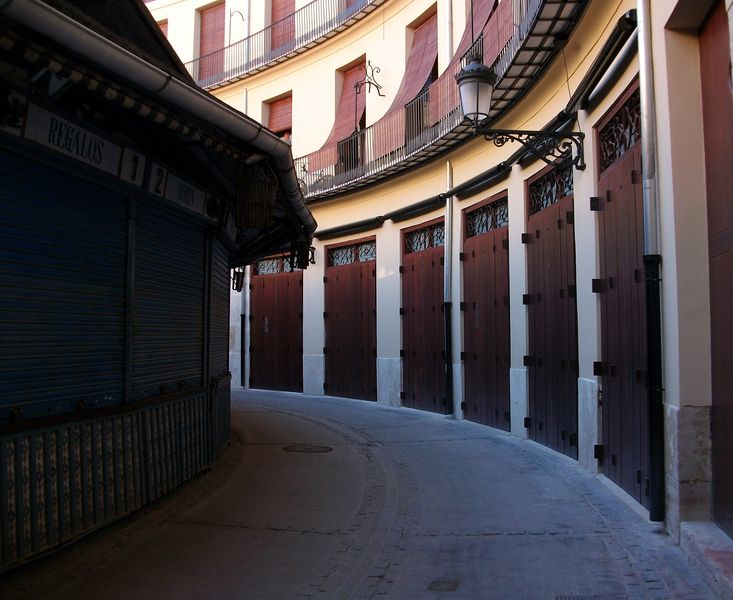 La plaza redonda1