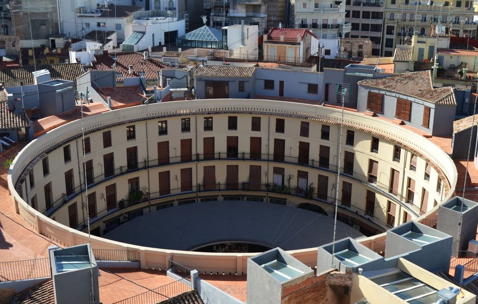 La plaza redonda2
